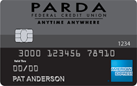 Business Credit Card Sample